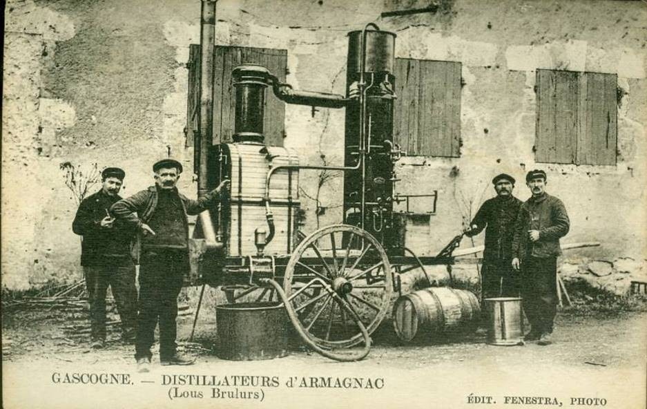 Distillateurs d'Armagnac